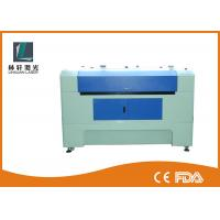 China Economic 1600 * 1000 Working Area Denim Laser Engraving Machine With Rotary Fixture on sale