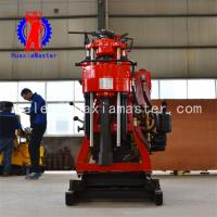 China HZ-130YY Hydraulic Rotary Core Rock Machine Water Well Drilling Rig For Sale on sale