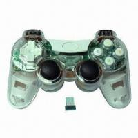 China 2.4GHz Wireless Computer Game Controller with High Stability wholesale