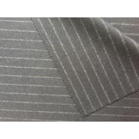 China Multi Function Striped Felt Fabric , Hand Dyed Felted Wool Fabric wholesale