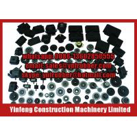 China Excavator Diesel Engine Engine Rubber Mounts For Hitachi Kobelco Komatsu Caterpillar on sale