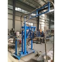 China Insulating Glass Silicone Extruder Machine Manual Second Sealing Equipment Sealant Spreading Machinery wholesale