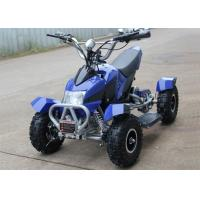 China 500w sports electric atv quad bike 36V with reverse gear , Chain drive wholesale
