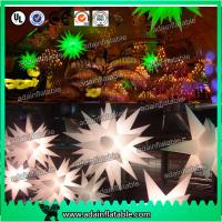 China 2m Green/White Event Infatable Decoration LED lighting Star For Club wholesale