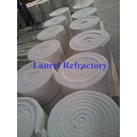 China Ceramic Insulation Blanket , Sound Absorption Ceramic Fiber Refractory wholesale