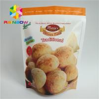 China Food Grade Plastic Pouches Packaging , Matt Stand Up Pouch Bags For Snack wholesale