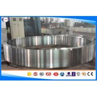 China SAE4320 Forged Steel Rings Hot Forged Technical Low Carbon Alloy Steel Material wholesale