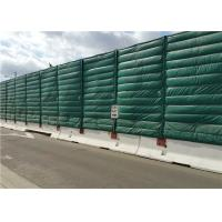 China Noise absorption and insulation PP plus PET materials Temporary Noise Barriers Manufactuer wholesale