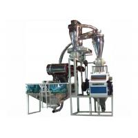 Quality Roller type 5TPD small scale grain wheat corn flour milling machine for food for sale