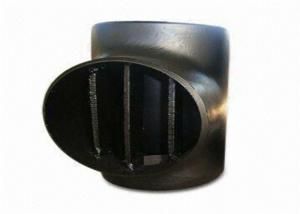 China Seamless Barred Tee Astm A860 Wphy 70 Carbon Steel Pipe Fittings wholesale