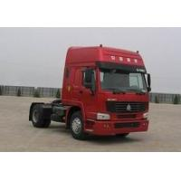 China Sinotruk LHD Or RHD Prime Mover Truck For Towing Semi Trailers on sale