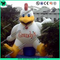 China Giant Inflatable Rooster,White Inflatable Chicken,Event Inflatable Rooster wholesale
