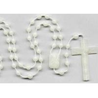 China plastic rosaries,religious rosaries ,gifts,christian religious on sale