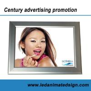 China 12V output led illuminated light box for business advertising wholesale