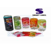 "China POF Bottle <strong style=""color:#b82220"">Shrink</strong> <strong style=""color:#b82220"">Bands</strong> Combo - Pack With Gravure Printing 40μm wholesale"