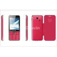 China Rosy Dual Sim Cards Dual Standby Phone 800mAh , Support Bluetooth and USB wholesale