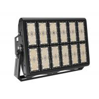 China 600 Watt 160lm / W IP67 LED Stadium Lights , Led Court Lights CE / ROHS / DLC Certified wholesale