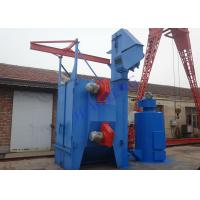 China Overhead Rail Spinner Hanger Shot Blasting Machines For Forging Industry on sale