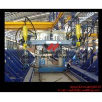 China Steel Structure H Beam Welding Machine for Automated Production Line High Precision wholesale