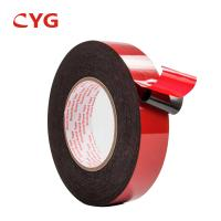 China Thermal Insulation Waterproof Recycled Foam Tape Closed Cell Adhesive Sticker wholesale
