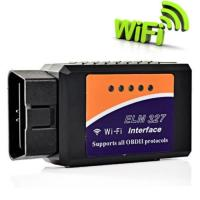 China Vgate ELM 327 WIFI OBDII Scanner V 1.5  Auto OBD2 Diagnostic Tool For Windows XP, 7/8, for IOS, for Android, Symbian wholesale