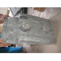 China High Cr Aluminum Sand Castings White Iron With HRC58 Hardness wholesale