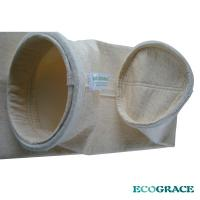 China dust collector filter bags Nomex filter bag for high temprature fume filtration on sale
