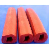 China Durable Heat Resistant Rubber Tubing With Customized Logo , Sponge Foam Material wholesale