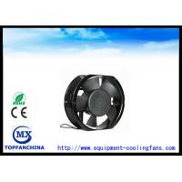 China 172x150x51mm High Speed  220V EC Industrial Roof Ventilation Fans With Lead Wire wholesale