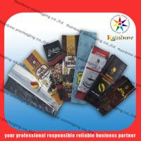 China Stand Up Tea Bags Packaging With Side Gusset wholesale