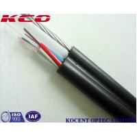 China Armored Self Supporting Indoor Outdoor Fiber Optic Cable / Optical Fibre Cable on sale