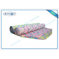 China Non Toxic Eco Friendly Printed Pp Non Woven Fabric For Mattress Cover / Package Material wholesale