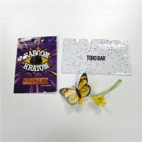 China Smell Proof Foil Pouch Packaging Mylar Zip Lock Bags Stand Up Pouch Custom Print wholesale