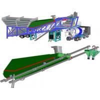 China Factory Price Mobile Cement Concrete Mixing (Tower) Plant Series Mobile Concrete Batching Plant Yhzs25 wholesale
