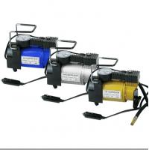 Metal Car Portable Air Compressor DC12V Tire Inflator , 150psi 12v Air
