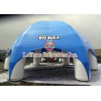 China Beautiful Inflatable Airtight Tent For Promotion / Advertising / Commerce Show wholesale