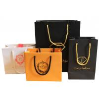 China Wholesale high grade hot factory cheap printed paper carrier bags wholesale