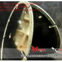 Quality Electroplated Diamond Cutting Blades, Discs for Marble alan.wang@moresuperhard for sale