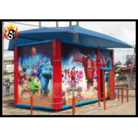 China Outdoor 5D Cinema Movies with Beautiful 5D Cinema Cabin wholesale