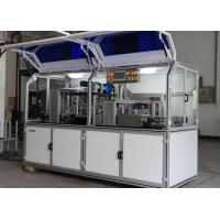 Buy cheap PLC control PVC  PC card punching machine with Three rows of card collecting boxes from wholesalers