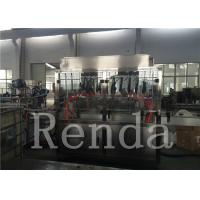 China Rotary / Linear Type Oil Filling And Packaging Machinery Stainless Steel Material wholesale