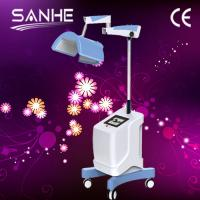 Quality SH650-2 Hair Loss Treatment hair growth laser with chromotherapy for sale