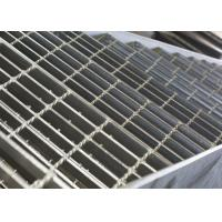 China Prefabricated Steel Stair Treads Grating Checkered Plate Hdg Carbon Steel Iron wholesale