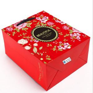 Buy cheap 2018 hot style kraft paper gift bag kraft gift bag kids gift bags of Higih Quality from wholesalers