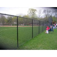 China 6ft pvc coated various color chain link fence roll for breeding of animals wholesale