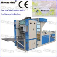 China Automatic Facial Tissue Paper Production Line, Double Lane for box type tissue paper wholesale