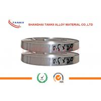 Quality Ferro chromium aluminum alloy strip / sheet / ribbon wire 0.3mm thick for sale