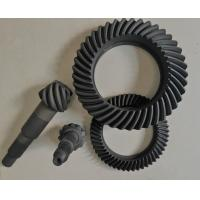 China Transmission Box Spiral Bevel Gear Right Hand Direction Long Using Life on sale
