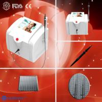 China Portable Spider Veins Removal Machine 0.01mm(Diameter) 150W 30MHz wholesale