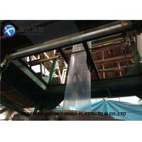 China 160mm Small Width LDPE Tubular Packaging Transparent Packaging Plastic Film Rolls wholesale